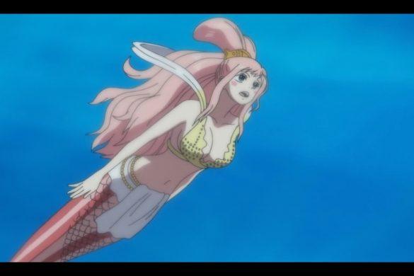One Piece Episódio 561 - Princesa Shirahoshi