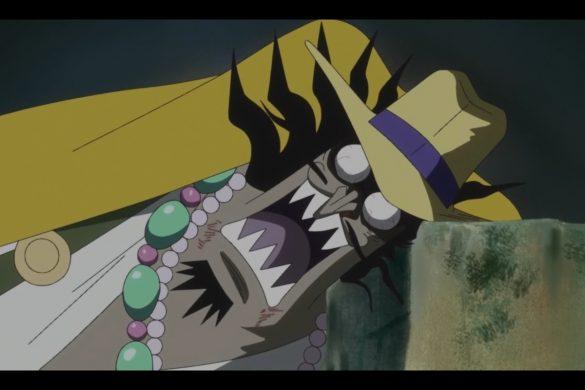 One Piece Episódio 561 - Vander Decken