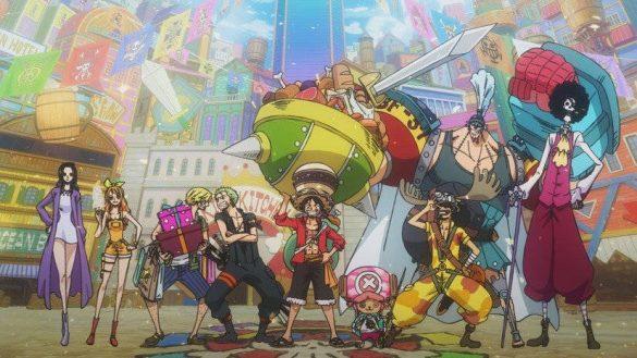 One Piece Stampede – Filme revela Poster e Imagens Promocionais
