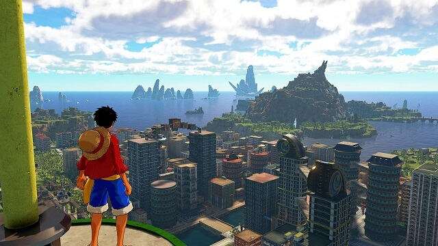 One Piece: World Seeker - Análise Playstation 4 - Ambiente