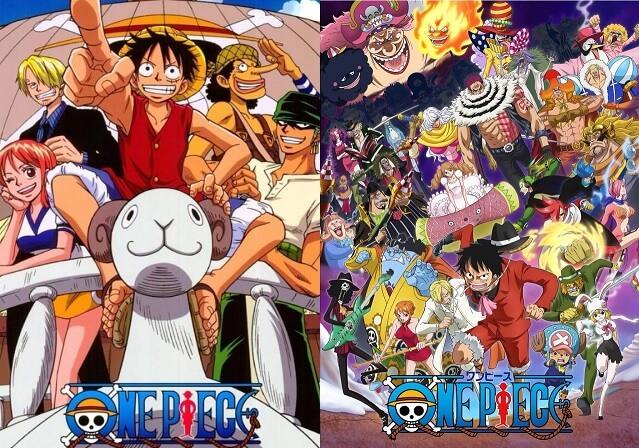 One Piece Anime - Especial dos 20 Anos revela Bloopers