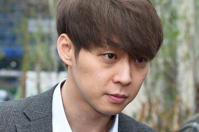 Park Yoochun admite algumas Alegações de Uso de Drogas