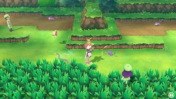 Pókemon Let's Go! Eevee – Análise