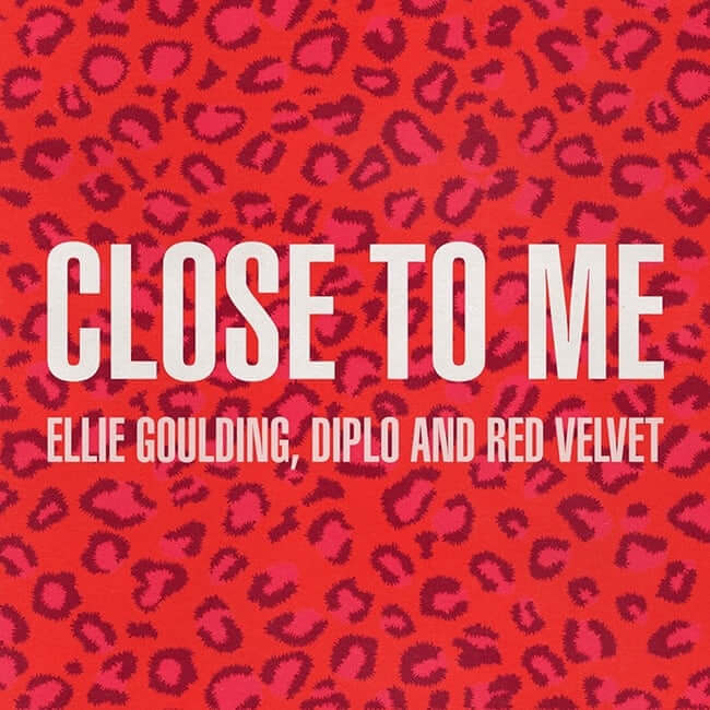 Red Velvet presentes em Remix da Ellie Goulding e Diplo