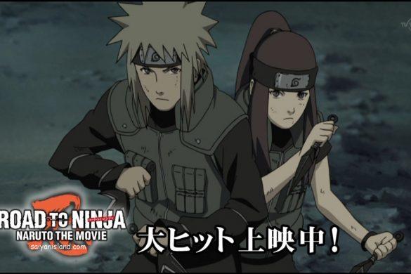 Road to Ninja: Naruto the Movie - Minato & Kushina Uzumaki