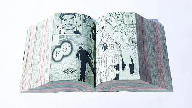 Shonen Jump e Shonen Magazine fundem-se em Enorme Edição