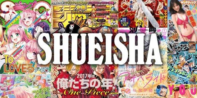 Shueisha nega envolvimento na remoção de Imagens do Twitter:
