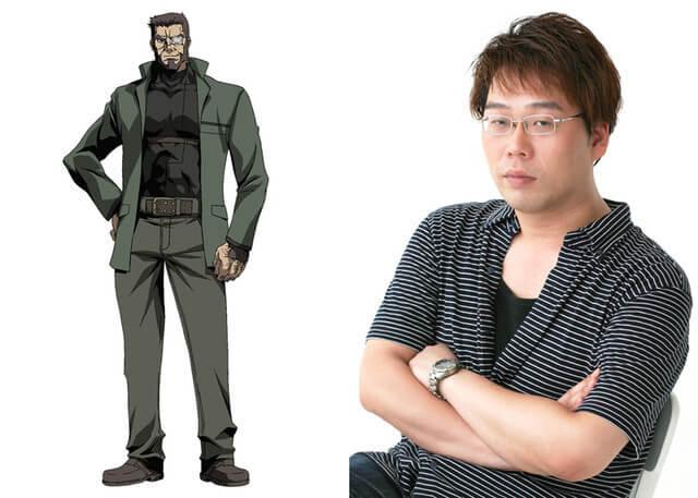 Tokunana - Anime revela Novo Membro do Elenco