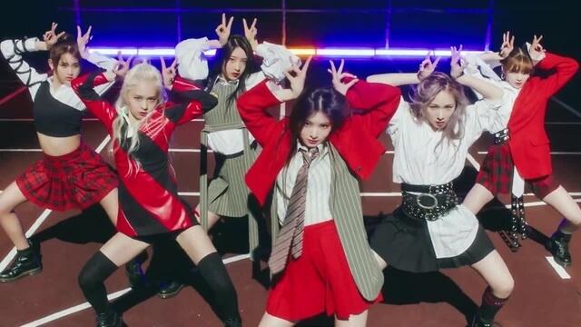 Top Girl Groups Mais Reputados de Abril 2019 everglow