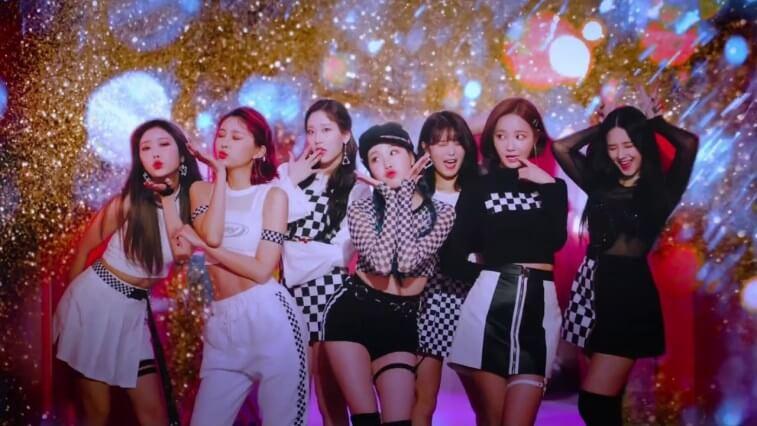 Top Girl Groups Mais Reputados de Abril 2019 momoland