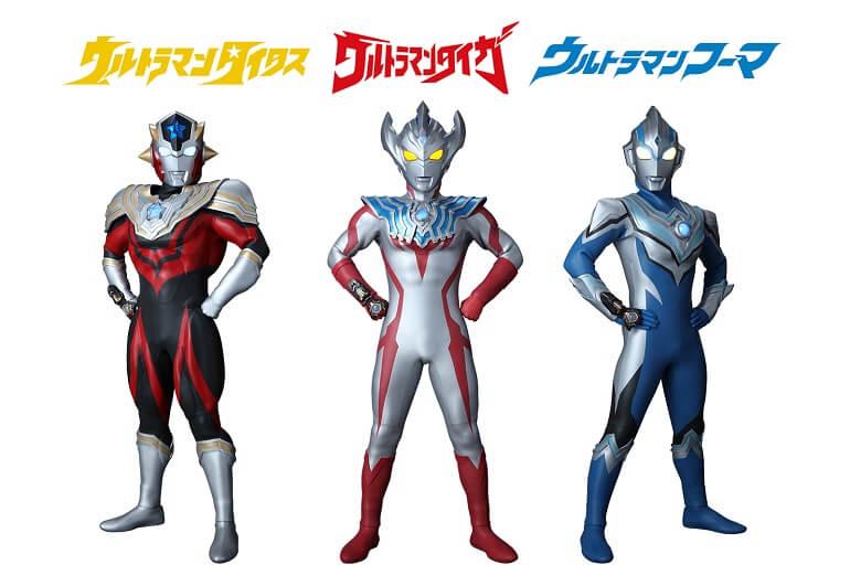 Ultraman Taiga - Nova Série revela Data de Estreia destaque