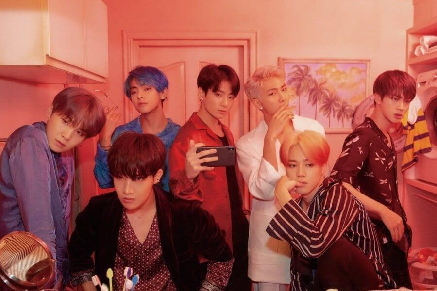 Boy With Luv dos BTS bate Recorde do YouTube