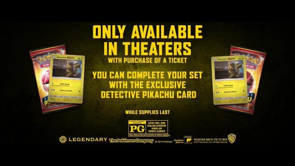 Pokémon: Detective Pikachu – Trailer mostra mundo Pokémon