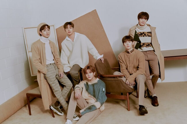 "NU'EST no ""Idol Room"" para promoverem próximo Comeback"