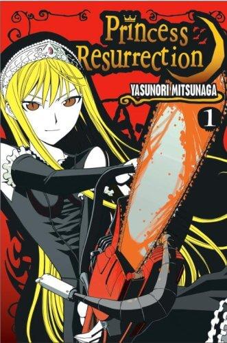 Curtas da Semana ptAnime #38 - Arco final manga Princess Resurrection em Novembro
