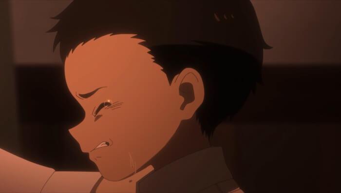 yakusoku no neverland episode 12 phil lagrima