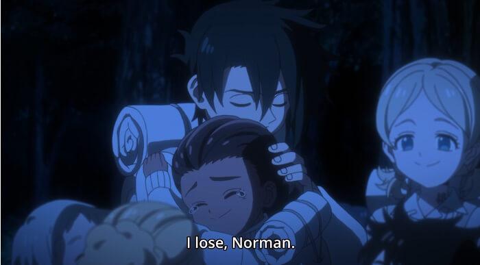 yakusoku no neverland episodio 12 ray normanyakusoku no neverland episodio 12 ray norman