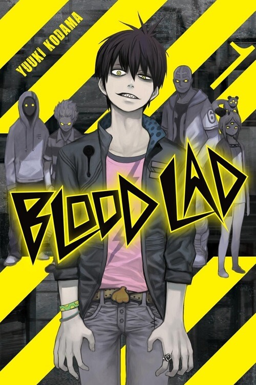 Demon Tune - Manga de Yūki Kodama TERMINA