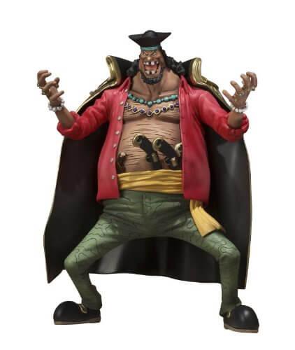 Às Compras pelo Japão V - Figura Marshall D Teach Bandai Figuarts
