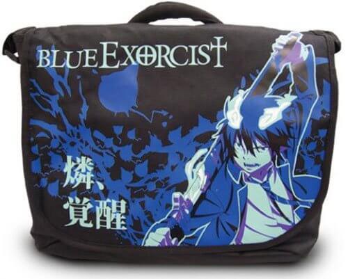 Às Compras pelo Japão V - Mala Blue Exorcist