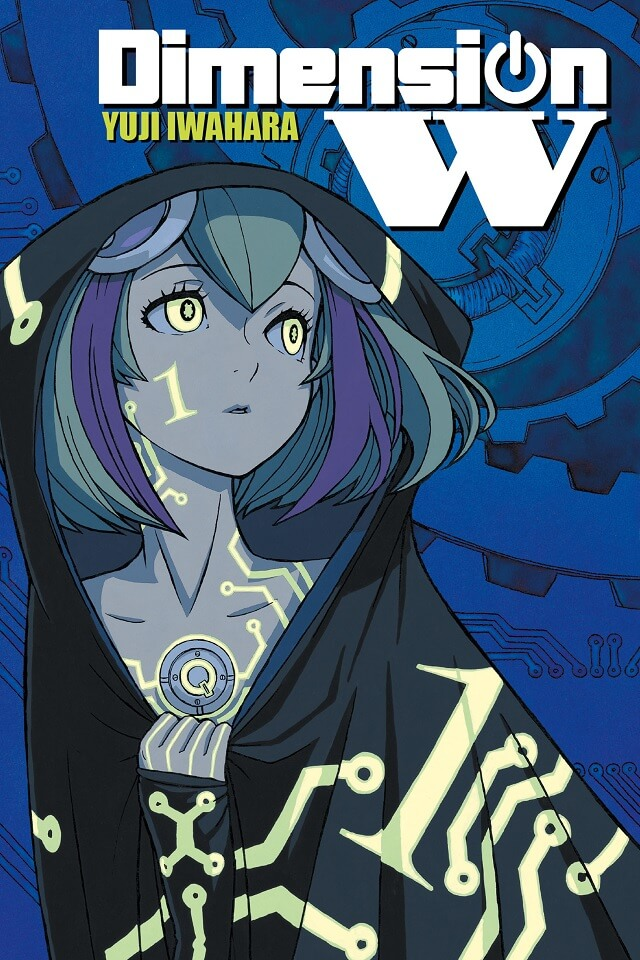 Dimension W - Manga vai TERMINAR em Junho