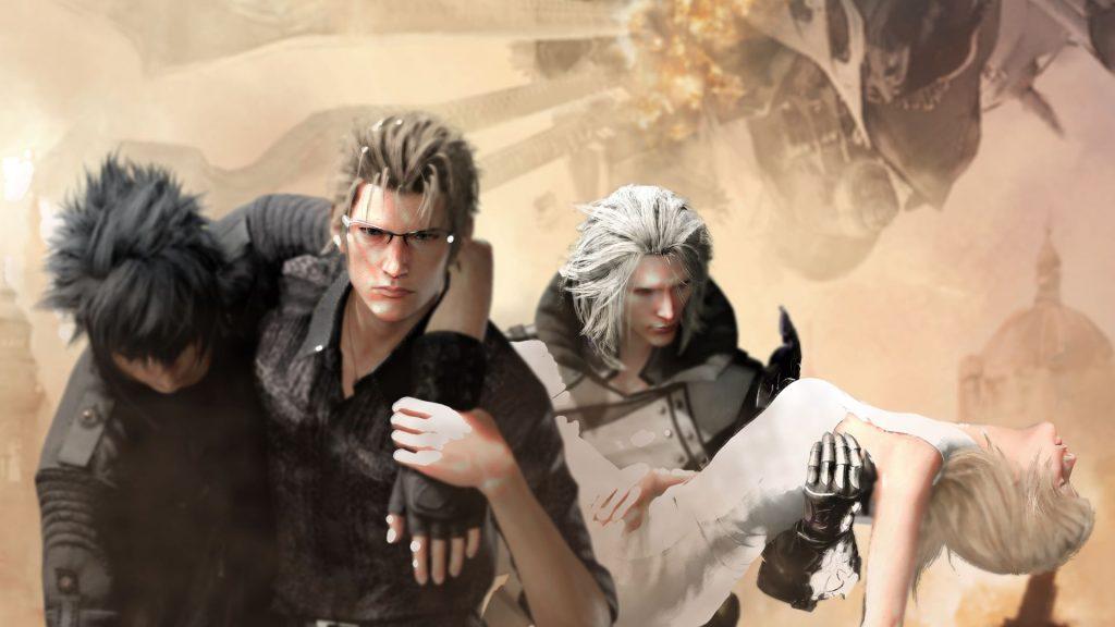 Final Fantasy XV DLC – Episode Ignis Análise - Ignis