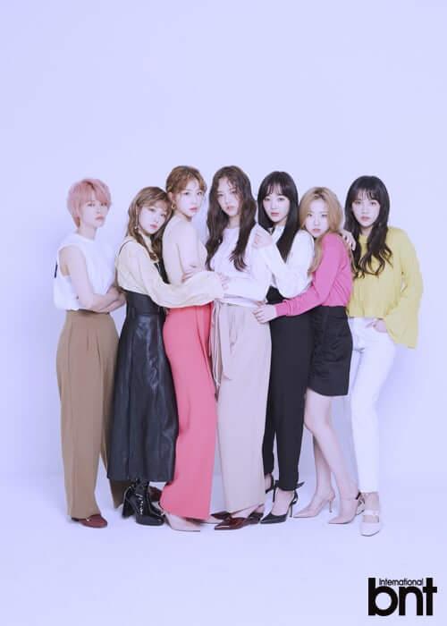 GWSN nomeiam as Girls Generation como o Modelo a Seguir 1