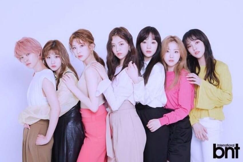 GWSN nomeiam as Girls' Generation como o Modelo a Seguir