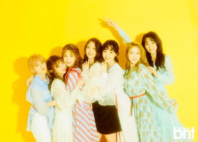GWSN nomeiam as Girls Generation como o Modelo a Seguir