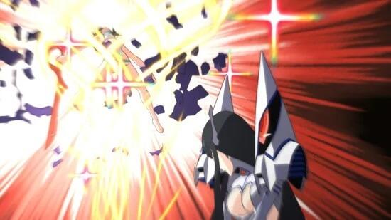 Kill la Kill IF revela Novo Modo História com Ryūko Matoi