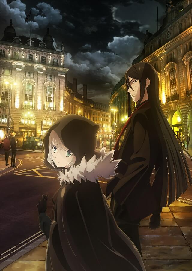 Lord El-Melloi II's Case Files - Anime revela Estreia