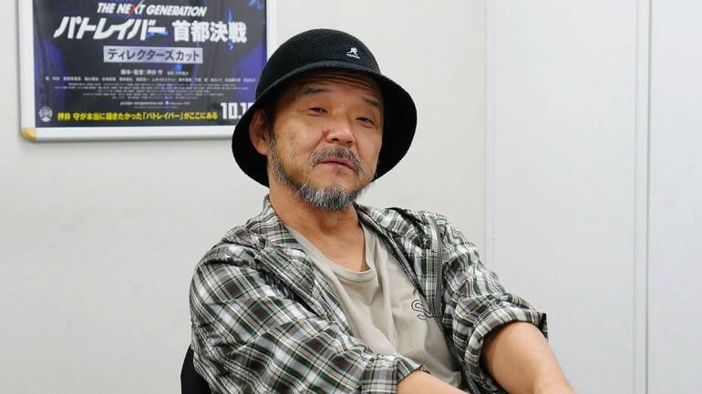 Mamoru Oshii a criar Nova Série Anime para 2020