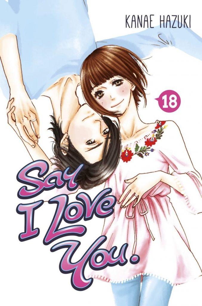 Mangaká de Sukitte Ii na yo lança Novo Manga em Junho volume 18
