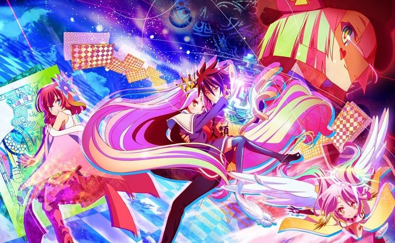 TOP 20 Isekai Anime de Acordo com Fãs Japoneses