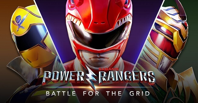 Power Rangers Battle for the Grid - Trailer antevê Modo História