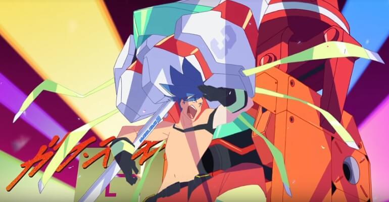 PROMARE - Filme Anime revela Longo Vídeo Promo