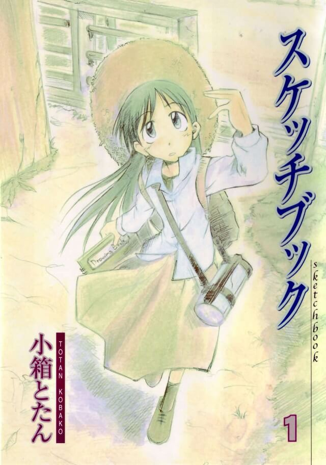 Sketchbook Manga perto do Fim