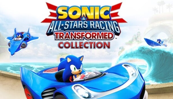 Sonic and Sega All-Stars Racing - Análise | Sonic and All-Stars Racing Transformed