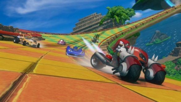 Sonic & All-Stars Racing Transformed - Análise
