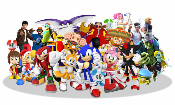 Sonic & Sega All-Stars Racing - Análise