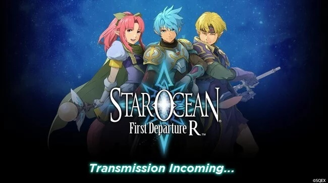 Star Ocean First Departure R terá Remaster na PS4 e Switch