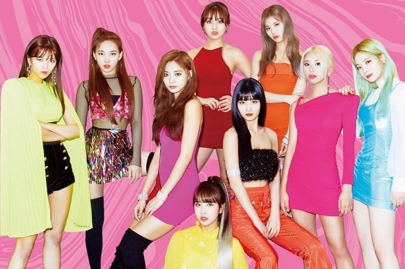 Top Girl Groups Mais Reputados de Junho 2019 - Top 30