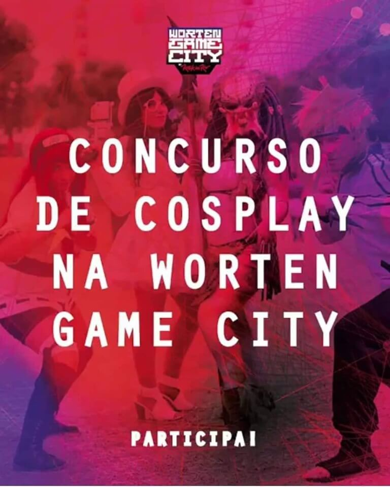 Worten Game City - Videojogos, Cosplay e muito mais! - Cosplay