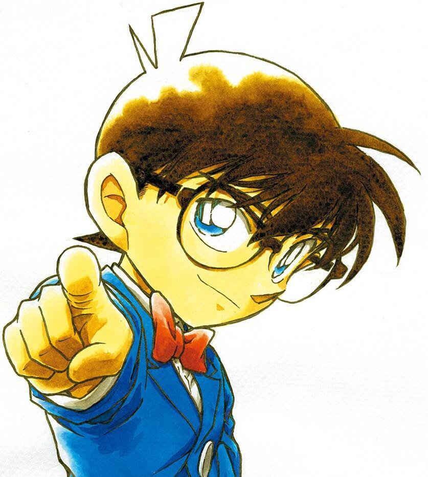 Detective Conan Manga - Guia para Iniciantes