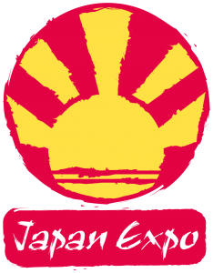 Logotipo Japan Expo Paris