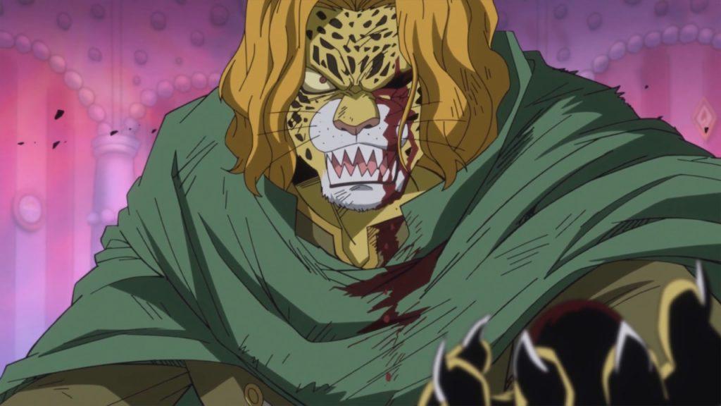 One Piece Totto Land - Pedro Nox Pirates