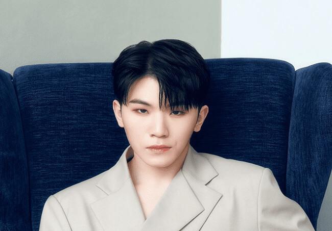 SEVENTEEN - Woozi partilha Cover de música da Baek Yerin