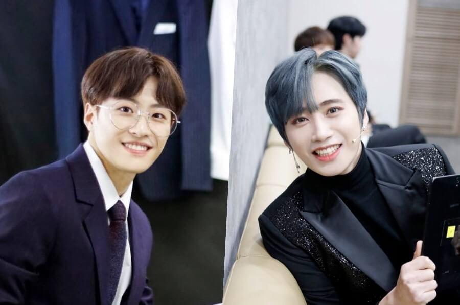 Feeldog e Daewon dos UNB Idols de Kpop que poderão Alistar-se no Exército em 2020