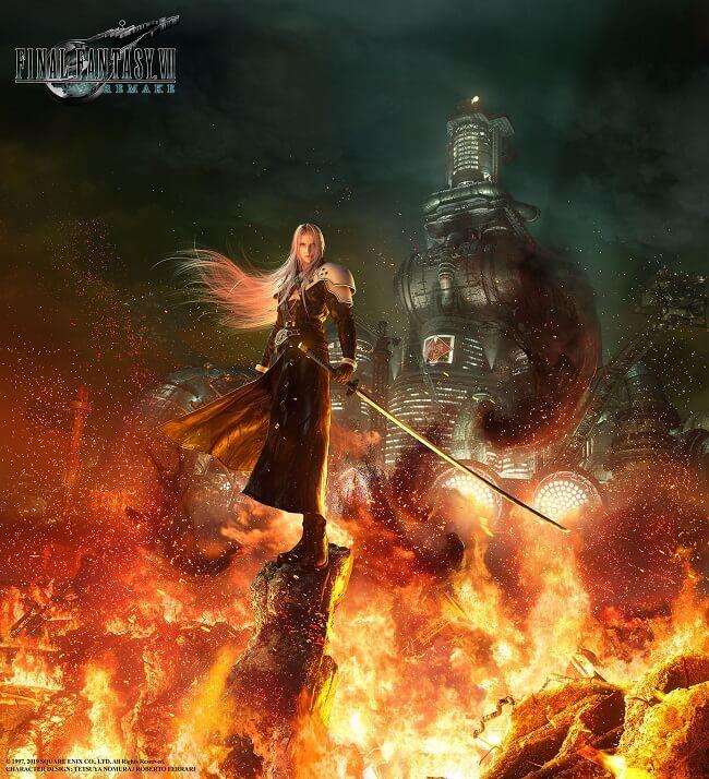 Final Fantasy VII Remake revela Data de Lançamento Mundial