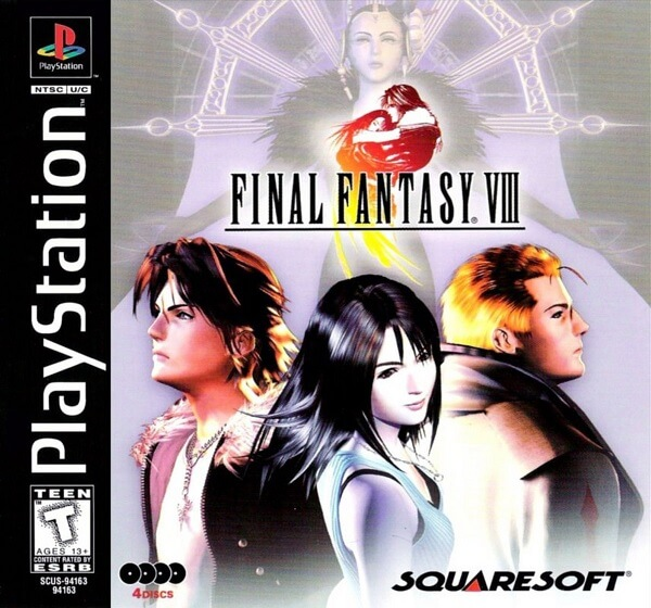 Final Fantasy VIII Remastered Anunciado - E3 2019